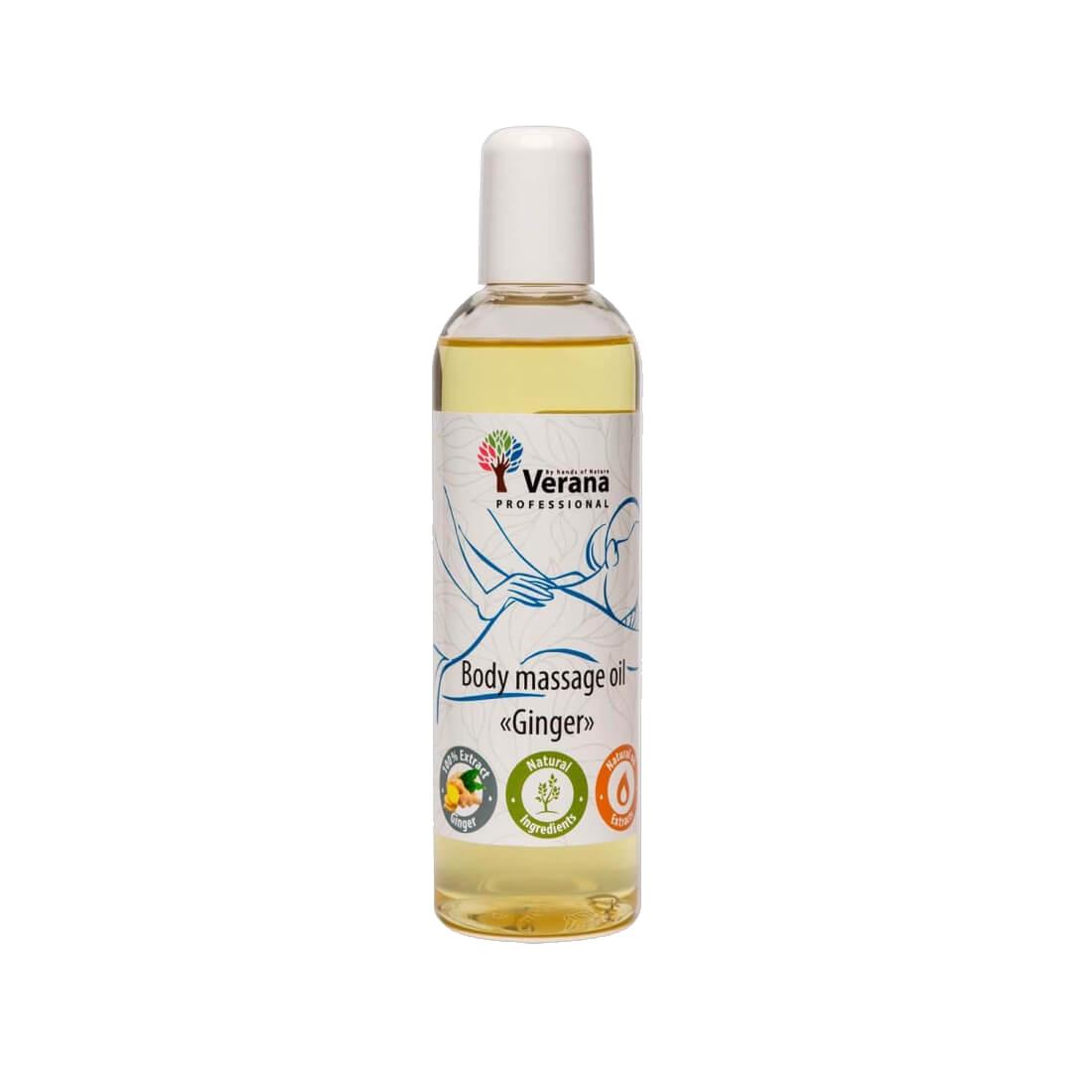 Gember massage olie