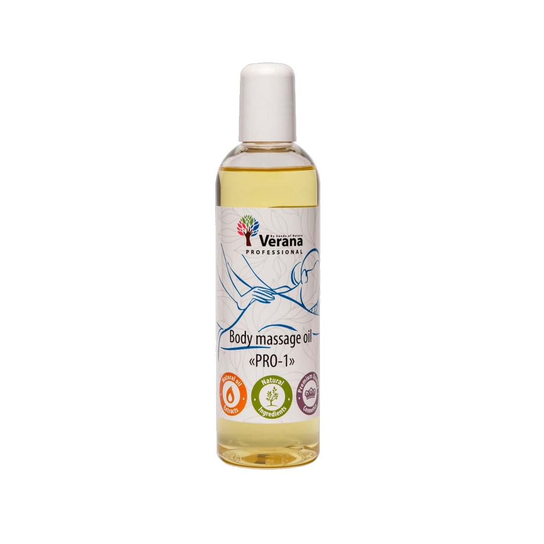 Pro-1 massage olie verana